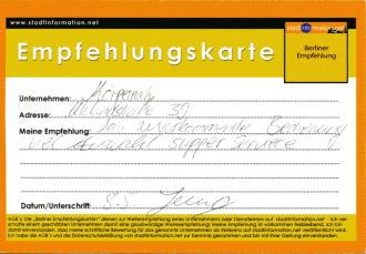 Empfehlung einkaufen Berlin Charlottenburg City West Dessous Bademoden exklusive Damenunterwäsche - quopper Stadtinformation