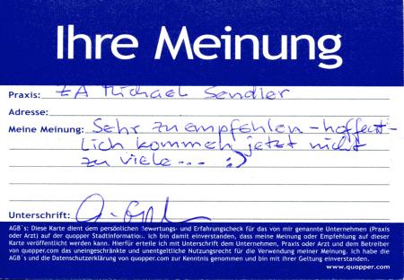 +Zahnarzt Schöneberg Empfehlung