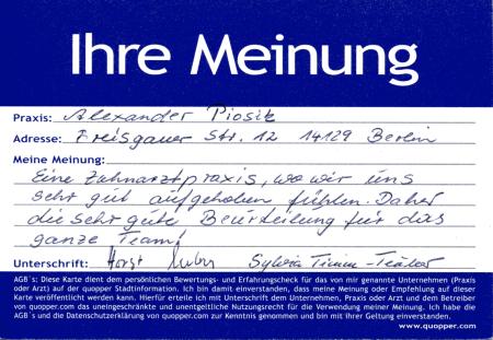 guter Zahnarzt Zehlendorf Empfehlung Zahnarzt Zehlendorf Bewertung Erfahrung Zahnarzt Berlin