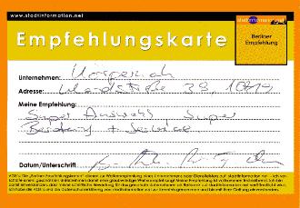 einkaufen Berlin Damenunterwäsche - quopper Stadtinformation