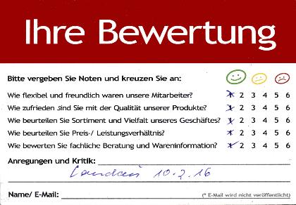 Gartencenter Berlin Bewertungen