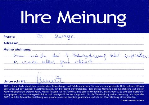Zahnarzt Berlin Charlottenburg Empfehlung Boris Shrage Zahnarzt - quopper Stadtinformation