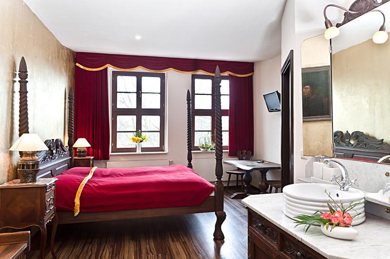 Luther Hotel Wittenberg Parken