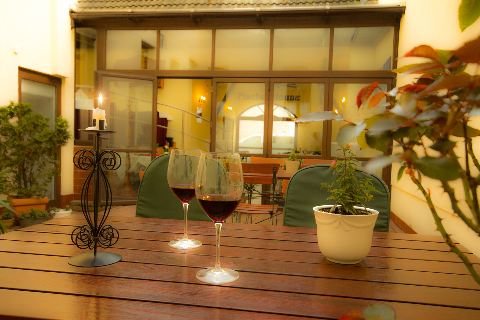 Hotel Restaurant Kajüte7 in Lutherstadt Wittenberg - quopper Stadtinformation Restaurant Wittenberg