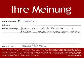Empfehlung Einkaufen City West Berlin