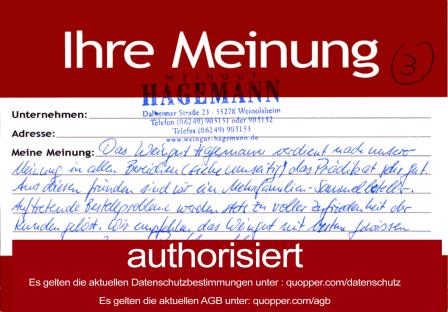 Wein Urlaub Winzer Rezension Empfehlung Rheinhessen